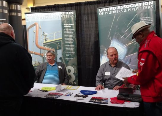 United Association of plumber and pipefitters